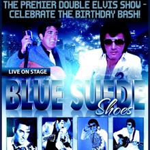 Blue Suede Shoes Starring Mike Albert & Scot Bruce
