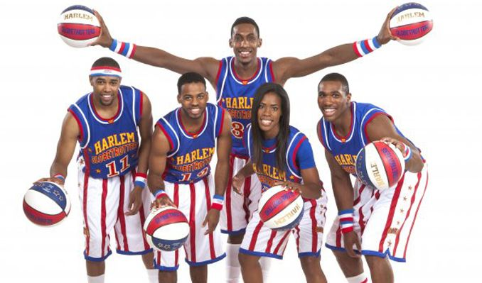 Harlem Globetrotters tickets at 1STBANK Center, Broomfield