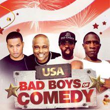 USA Bad Boys of Comedy