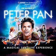Peter Pan: A Magical 360° Experience