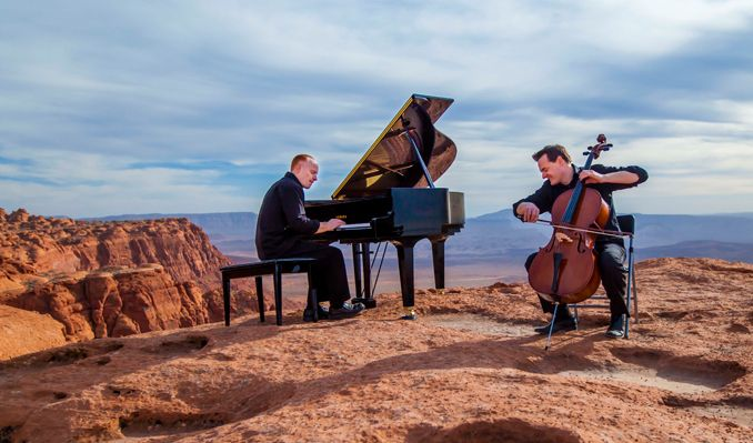 The Piano Guys tickets at Broward Center for the Performing Arts in Ft. Lauderdale