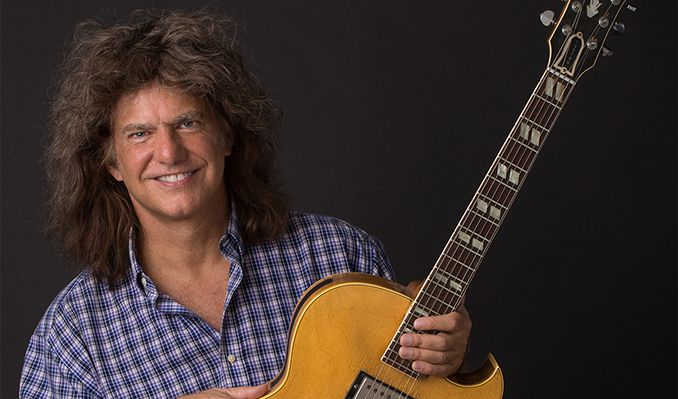 Pat Metheny tickets at The Theatre at Ace Hotel, Los Angeles