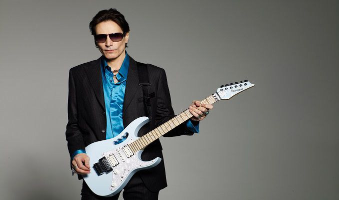 Steve Vai tickets at The Pabst Theater, Milwaukee