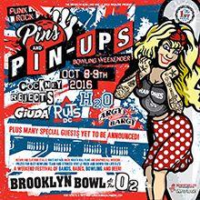 Punk Rock Pins and Pin-Ups