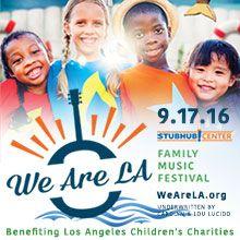 We Are LA Family Music Festival