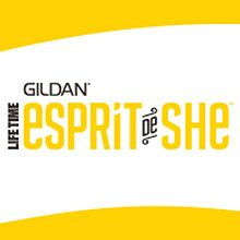 Gildan Esprit de She