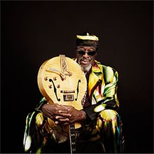 James Blood Ulmer Trio - Are You Glad To Be In America?