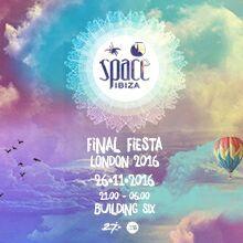Space Ibiza: Final Fiesta
