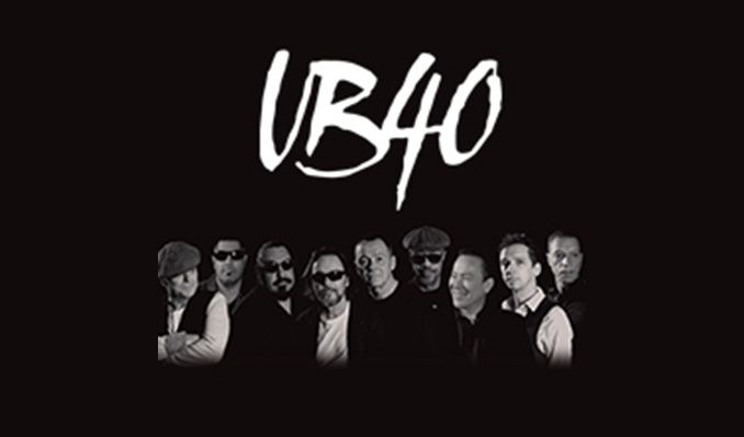 UB40 tickets at Rochester Castle, Rochester