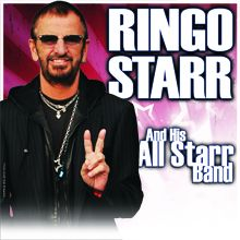 Ringo Starr & His All-Starr Band tickets at The AMP St. Augustine in St. Augustine
