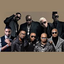 112 / Dru Hill with Sisqo / Ginuwine - The 20th Anniversary Tour