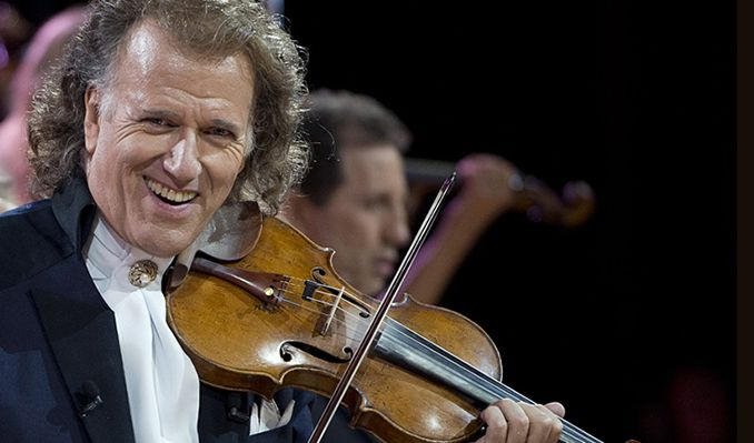 André Rieu tickets at The SSE Arena, Wembley, London