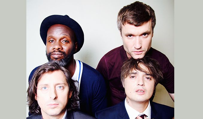 The Libertines tickets at Rochester Castle, Rochester