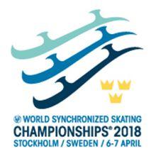 VM i Synkroniserad Konståkning 2018
