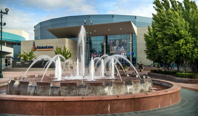 Gabriel Iglesias tickets at Mechanics Bank Arena, Bakersfield