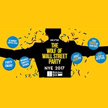 The Wolf of Wall Street NYE Party