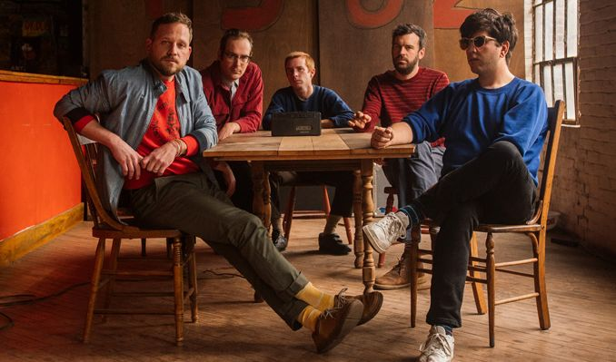 Dr. Dog tickets at The Warfield, San Francisco