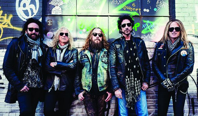 The Dead Daisies tickets at Jannus Live in Saint Petersburg