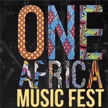 One Africa Music Festival London