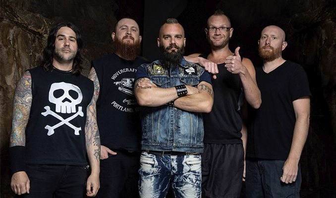 Killswitch Engage tickets at Showbox SoDo in Seattle