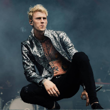Machine Gun Kelly tickets at Capital One City Parks Foundation SummerStage, New York
