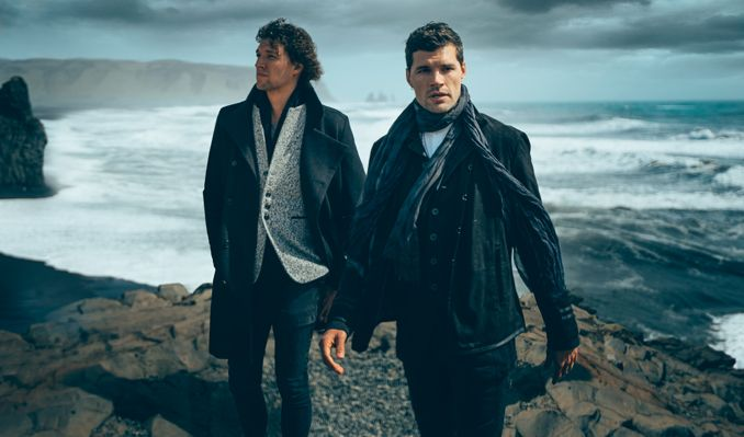 for KING & COUNTRY tickets at St. Augustine Amphitheatre, St. Augustine
