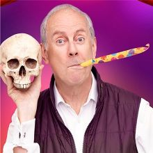 Gyles Brandreth tickets at Castle Theatre, Wellingborough