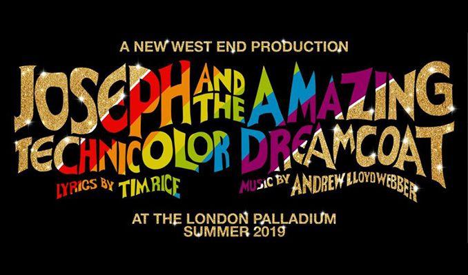 Joseph And The Amazing Technicolor Dreamcoat tickets at London Palladium, London