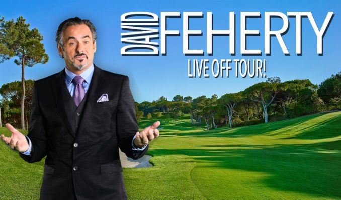 David Feherty tickets at The Pabst Theater, Milwaukee