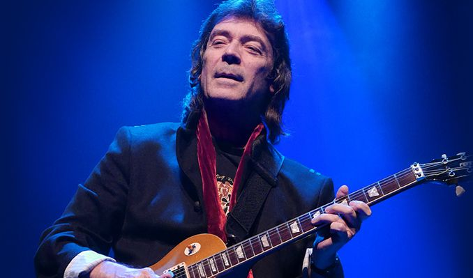 Steve Hackett tickets at Capitol Theatre in Clearwater