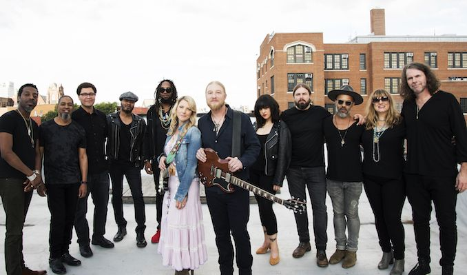 Tedeschi Trucks Band tickets at Kravis Center for the Performing Arts in Palm Beach