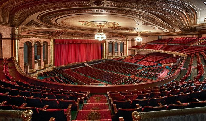 Candlelight Classical tickets at Masonic Temple Theatre, Detroit