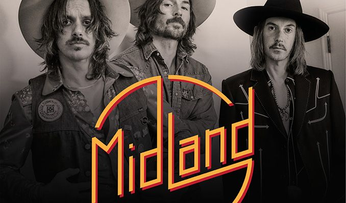 Midland - RESCHEDULED tickets at The Leadmill in Sheffield
