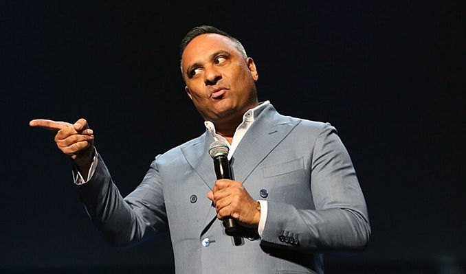 Russell Peters tickets at Nate Jackson's Super Funny Comedy Club, Tacoma