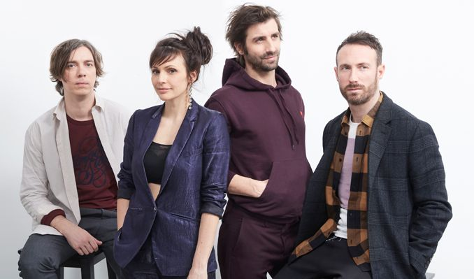 Caravan Palace tickets at Showbox SoDo in Seattle