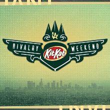 Kit Kat® Rivalry Weekend