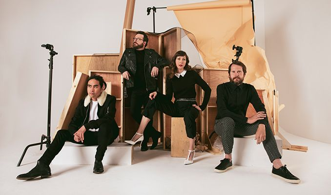 Silversun Pickups tickets at Agora Theatre, Cleveland