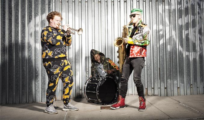 Too Many Zooz tickets at Majestic Theatre, Detroit