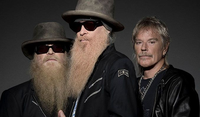 ZZ Top tickets at Barbara B Mann Performing Arts Hall in Ft Myers