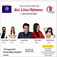 Bollywood Masala Night