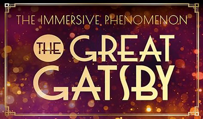 The Great Gatsby - Booking until 29 August 2021 tickets at Gatsby's Drugstore in London