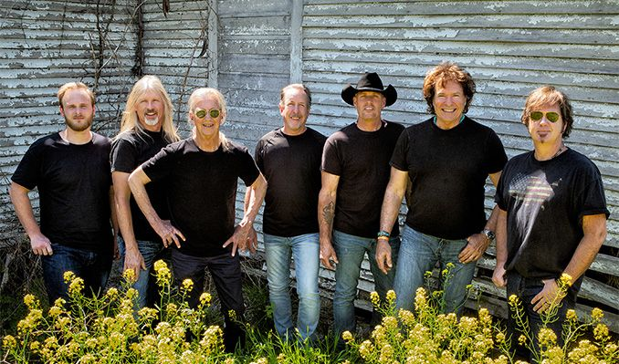 The Outlaws tickets at Sunrise Theater Fort Pierce in Fort Pierce
