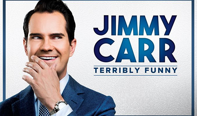 Jimmy Carr: Terribly Funny - EXTRA DATE ADDED tickets at indigo at The O2 in London