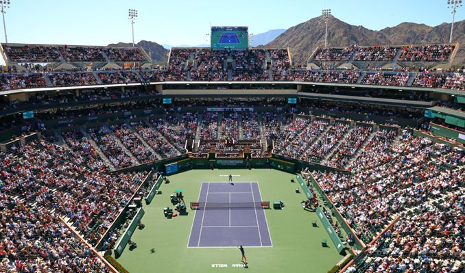 BNP Paribas Open - Session 01 - Day tickets at Indian Wells Tennis Garden in Indian Wells