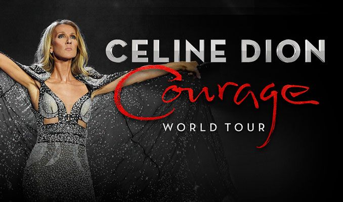 Celine Dion tickets at STAPLES Center in Los Angeles