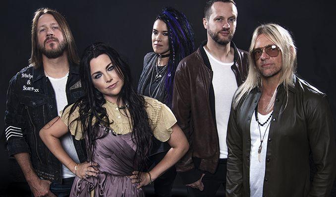 Evanescence tickets at Bellco Theatre, Denver