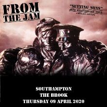 From The Jam - RESCHEDULED tickets at The Brook in Southampton