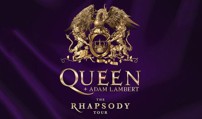 Queen + Adam Lambert tickets at Avicii Arena, Stockholm