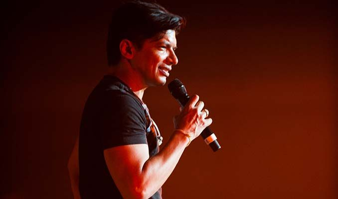 Shaan - Love in Concert - POSTPONED tickets at indigo at The O2 in London