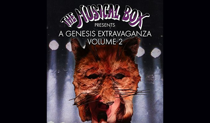 The Musical Box:  A Genesis Extravaganza Volume 2 tickets at Keswick Theatre in Glenside
